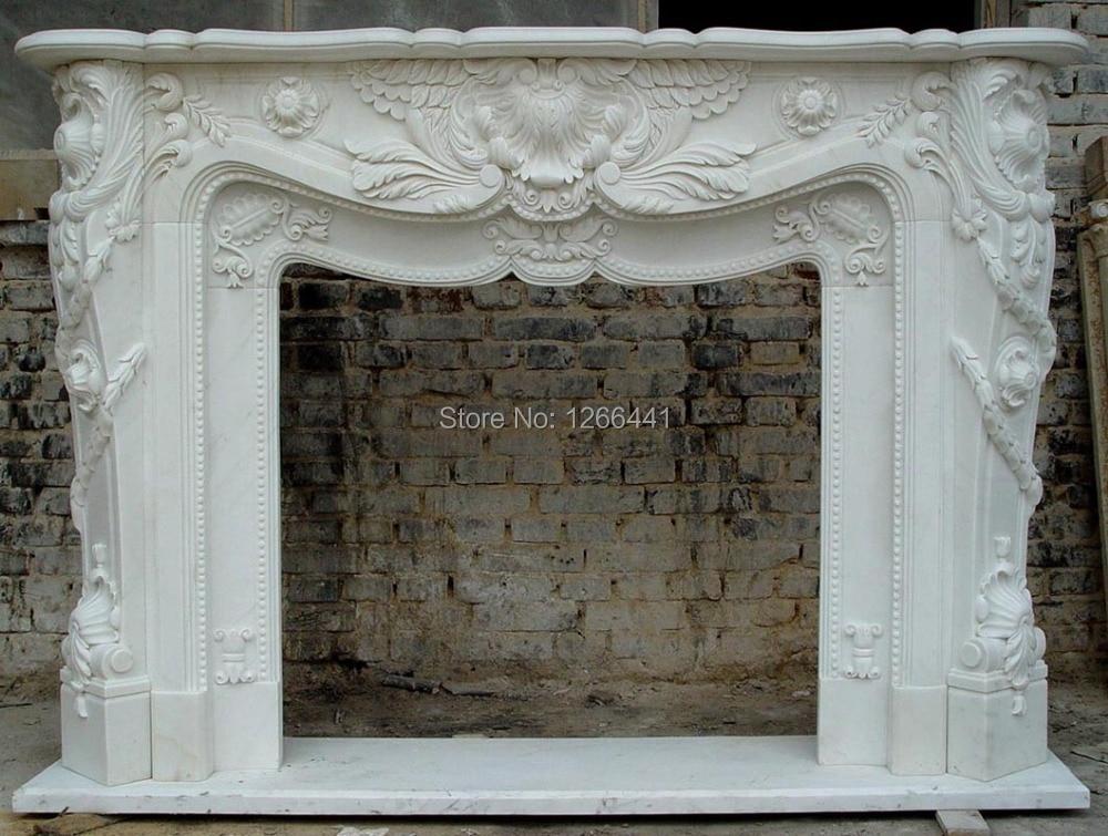 Marco de repisa de la chimenea compra lotes baratos de marco de repisa de la chimenea de china - Marco de chimenea ...