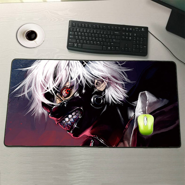 Large Tokyo Ghoul Gaming Mouse Pad