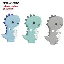 Dinosaur Sheep Perle Silicone Teethers Food Grade Baby Products