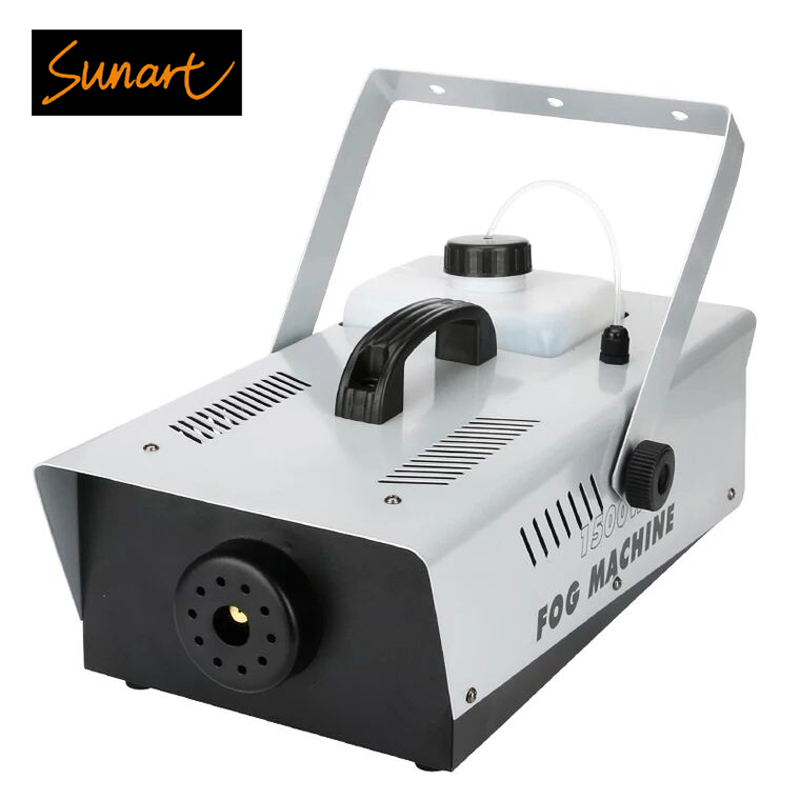 Free shipping 900W/1200W/1500W <font><b>stage</b></font> effect smoke machine equipment <font><b>hazer</b></font> fazer fog dmx machine work with moving head beam light image