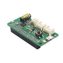 ReSpeaker 2-Mics Pi Hat for Raspberry Pi 4 Model B Intelligent Voice Module Dual Microphone Array for Raspberry Pi Zero 3B+ 3B raspberry pi 2