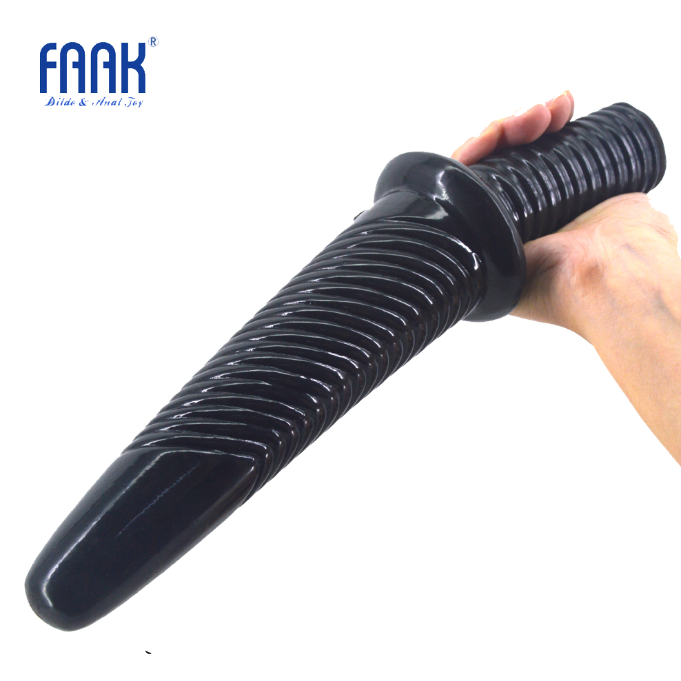 FAAK Screw handle dildo long penis big dick sex toys for women anal dildo butt plug man masturbate couple lesbian flirt sex shop sex strap on dildo pants for women gay rubber dick strapon penis bondage harness lesbian sex toys for women anal sex products