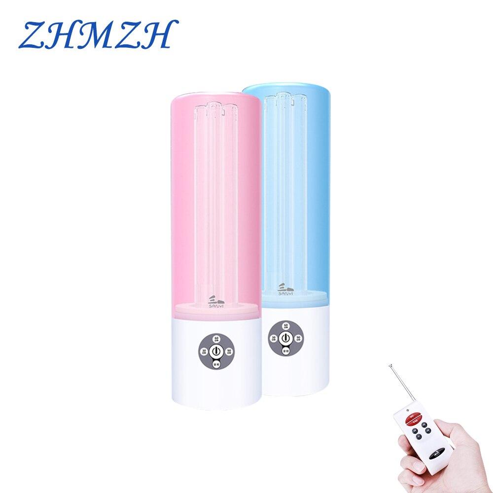 220V Ultraviolet Lamps 55W Household Disinfection Lamp Bactericidal Light Germicidal Lights High Ozone UV Double Sterilization