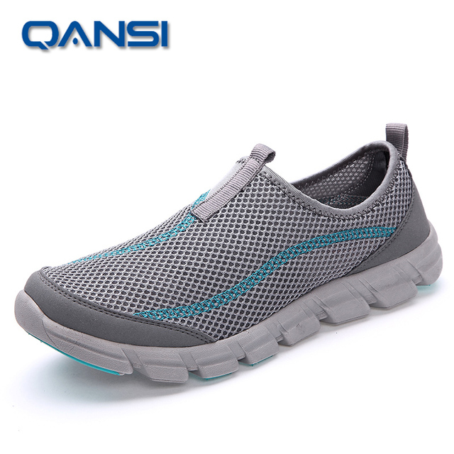 2016 New Fashion Tide of Men Comfort mesh casual shoes,Low heel Spring&Autumn simple easy wear design Male lazy walking shoes