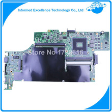Free shipping Laptop motherboard for ASUS G53JW 4 slots full test and 100% working