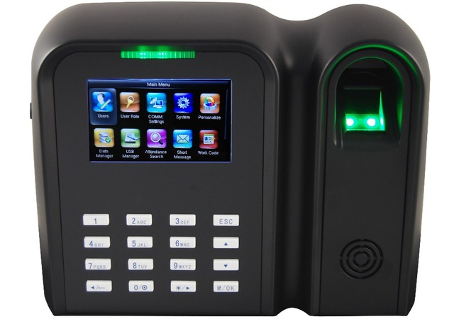 Fingerprint System Will Control Access of Your Valuable Assets