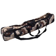 Camo Nylon Rod Case 2 Compartments