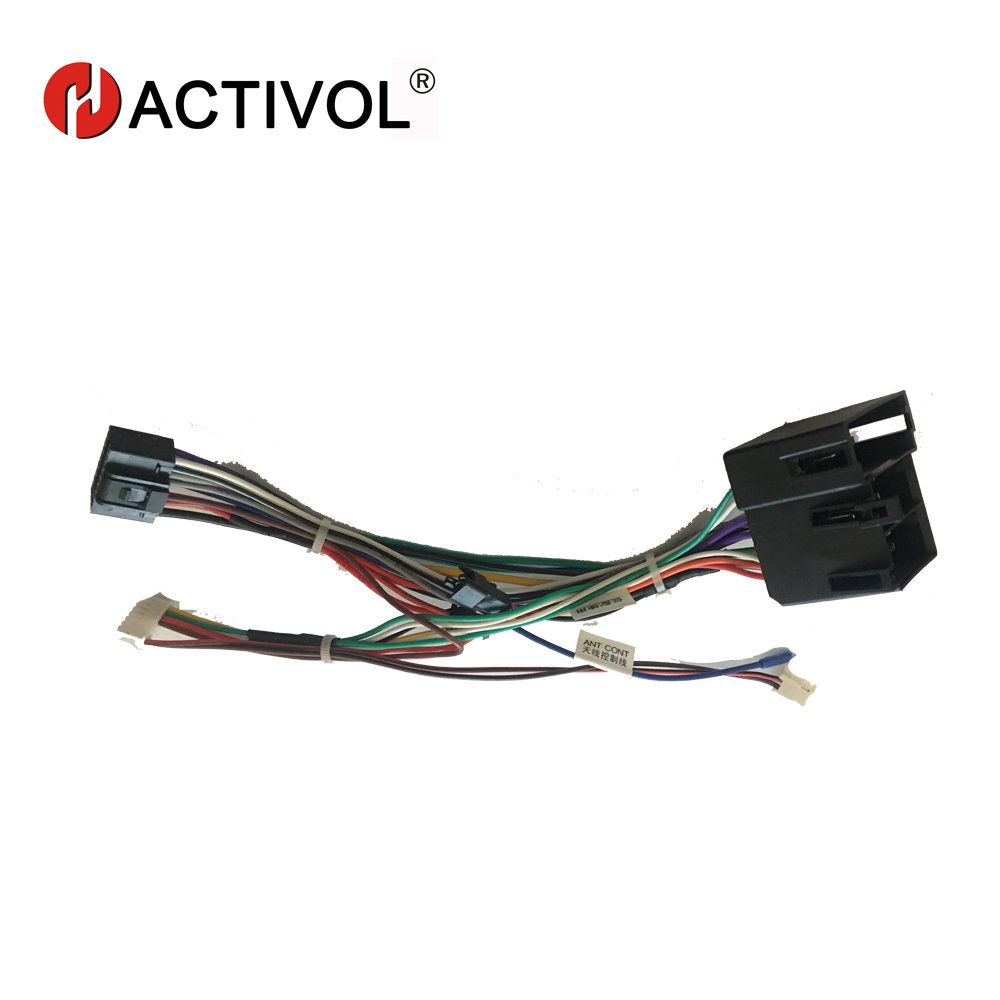 110quot 18ga Extension Power Cable Cord Wiring Harness Cb Radio Ebay on