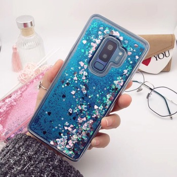 Galaxy S9 Plus Case Love Silicone PC Full Cover Good Quality And Durable 5