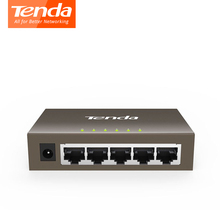 Tenda TEG1005D 5 Port 1000M Gigabit włącznik Ethernet 10 100 1000 mb s sieć Ethernet przełączniki Hub LAN Full-duplex Auto MDI MDIX cheap TEROW NONE CN (pochodzenie) 1000 mbps Przełącznik gigabit 10Gbps Full-duplex half-duplex 5*10 100 1000Mbps auto-negotiation RJ45 ports auto MDI MDIX