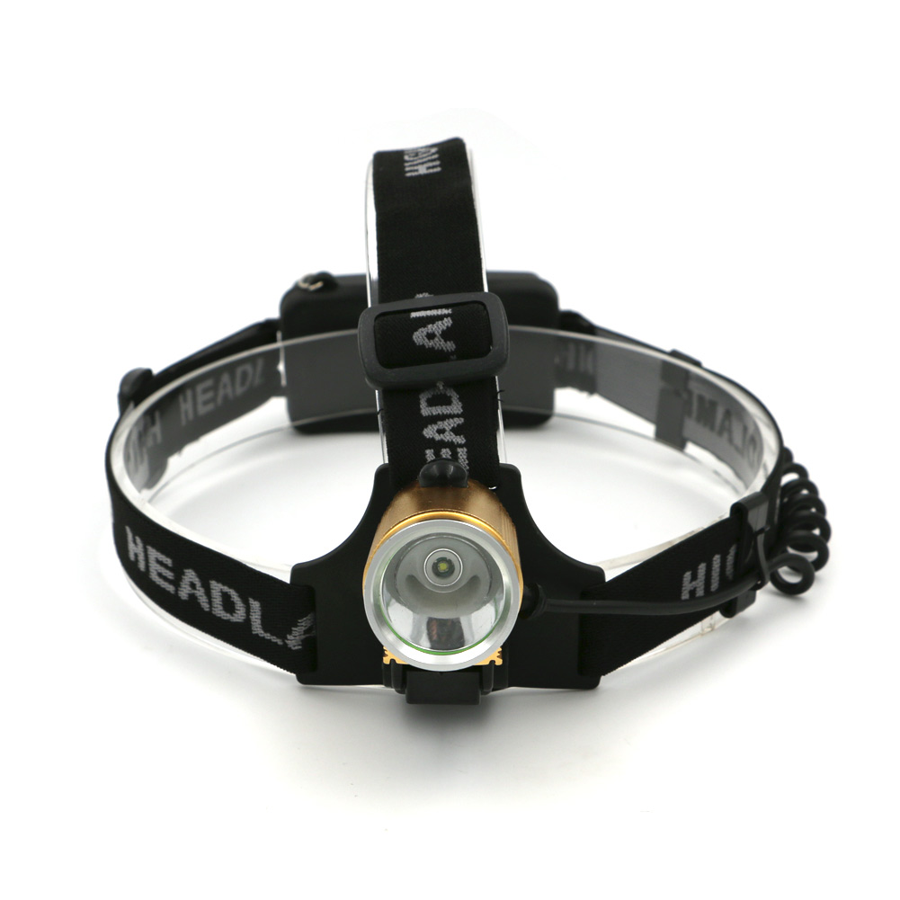 2 in 1 bicycle font b Headlight b font 3 Modes Super Bright Headlamp Flashlight Adjustable