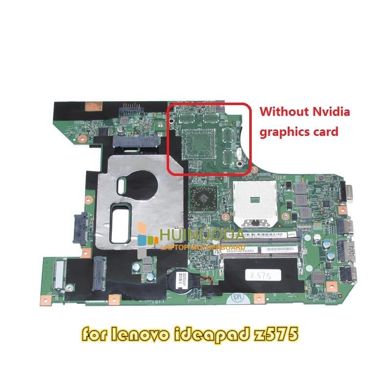 NOKOTION for lenovo ideapad Z575 15.6'' laptop motherboard 11S11013820 10337-1 LZ575 MB 48.4M502.011 socket FS1 DDR3 nokotion for acer aspire 5750 laptop motherboard p5we0 la 6901p mainboard mbrcg02005 mb rcg02 005 mother board