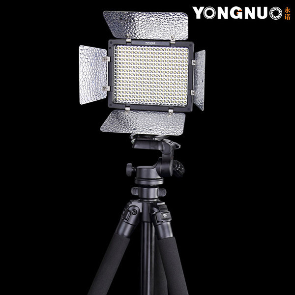 Generic YN-300 II LED Camera Video Light suit for Canon for Nikon for Olympus for Pentax camcorders цена и фото
