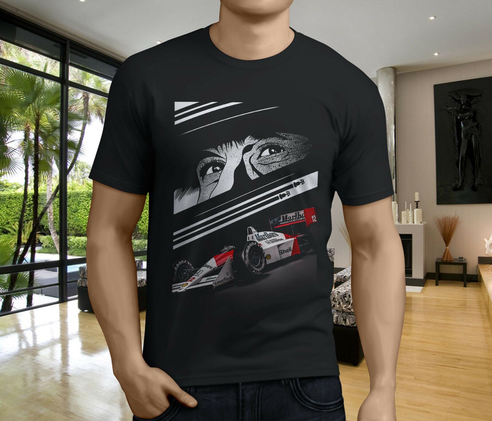 2019-funny-new-ayrton-font-b-senna-b-font-world-championship-legend-men's-black-t-shirt-unisex-tee