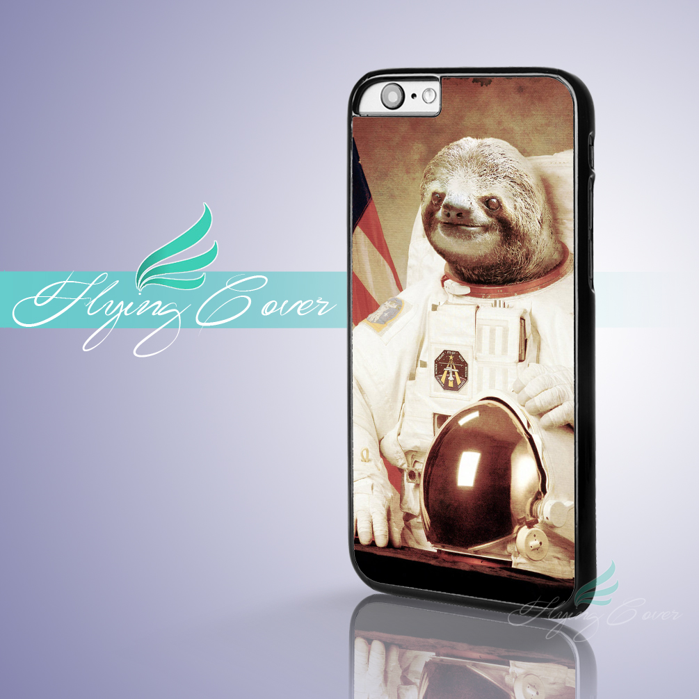 sloth astronaut phone case - 1005×1005