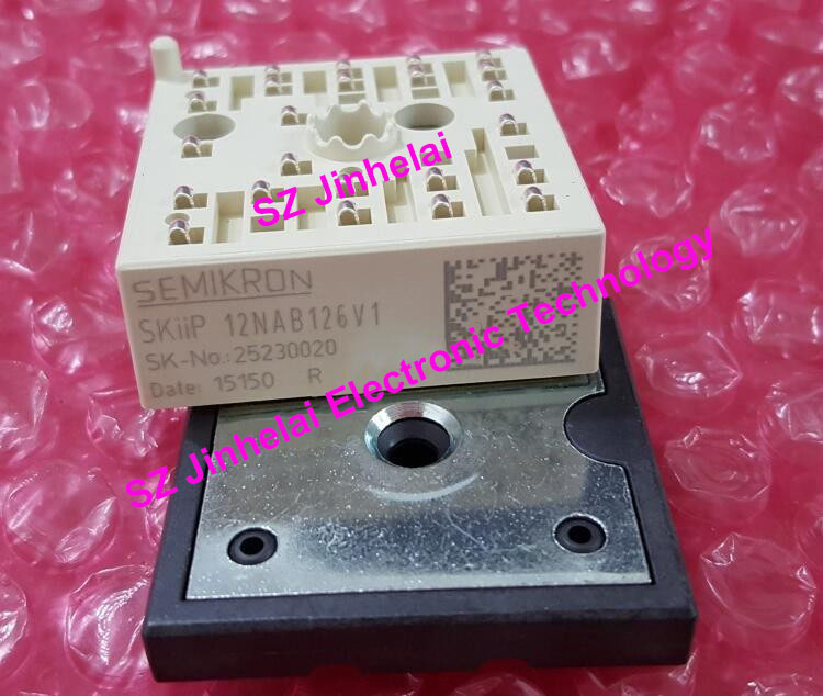 IS NEW SKIIP12NAB126V1 SEMIKRON IGBT MODULE is new skiip38nab126v1 semikron igbt module