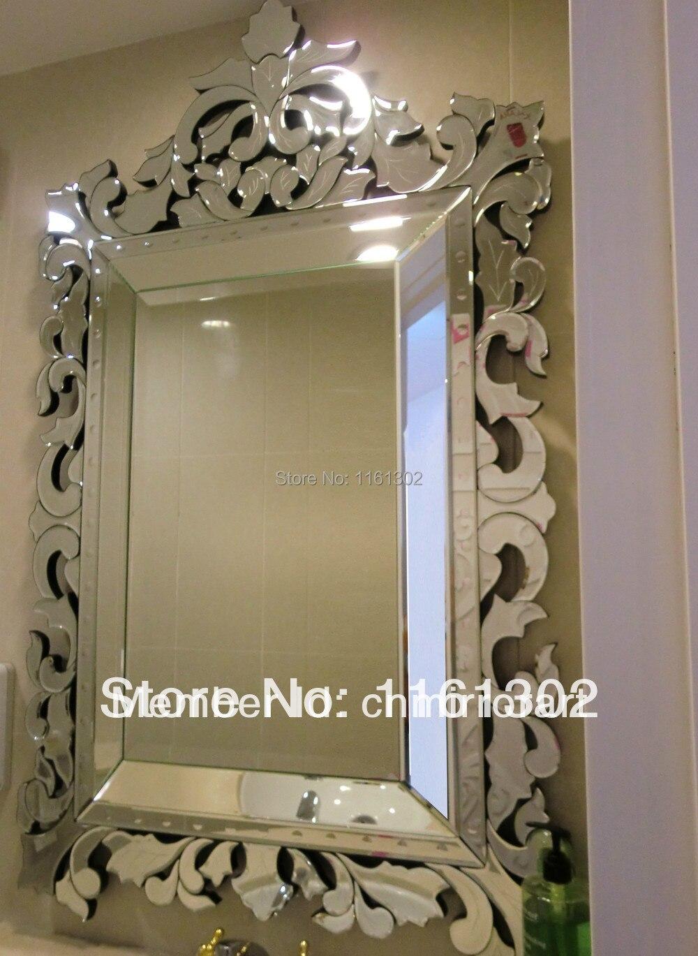 Mr 201119 Gorąca Sprzedaży Weneckie Lustro łazienka ściana