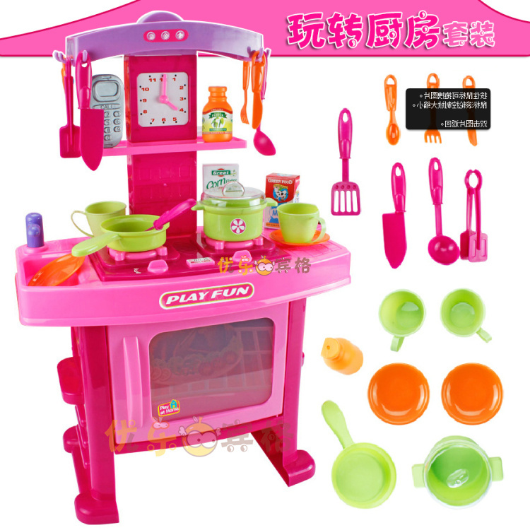 Gift ideas for 4 5 year olds gift ftempo for Best kitchen set for 4 year old