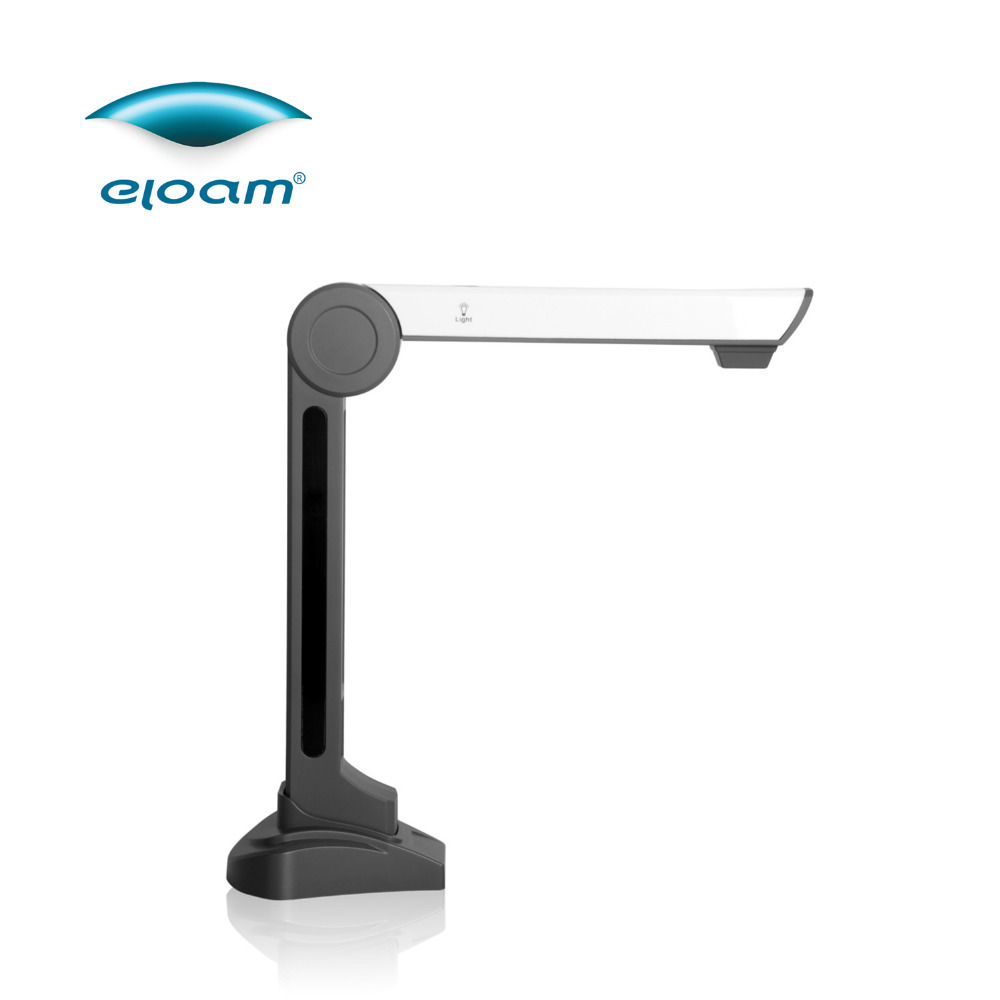 Fast free Shipping 5MP A4 USB High Speed Portable Document Scanner support Barcode, QR code recognition web page