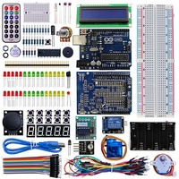 Elecrow Intermediate Development Kit For Arduino Starter Learning Kit Upgrade Version More Than 24 Lessons DIY