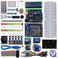 Elecrow Intermediário Development Kit para Arduino Starter Kit Versão de Atualização Mais de 24 aulas de Aprendizagem DIY Ferramenta Básica