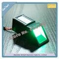 Envío gratis 1 unids ZFM-70 impresora dedo sensor de Huellas Digitales sensor de 512 bytes verde luz de fondo para arduino UART