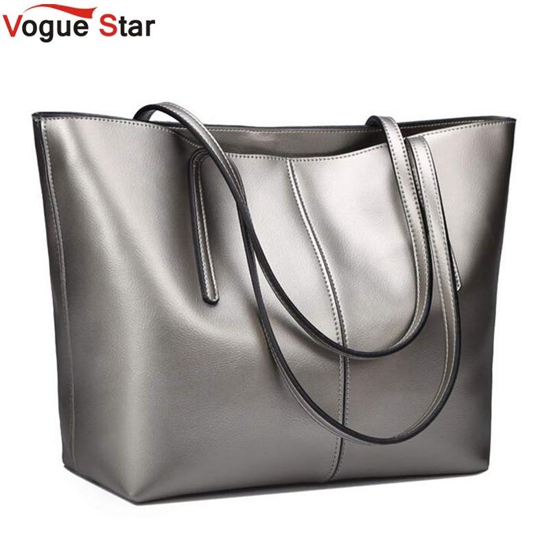 Vogue Star 2018 Genuine Leather Bag New Women Handbags Famous Brand women messenger Bags Ladies Shoulder Bag Bolsos YB40-436