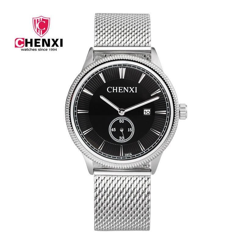 85559733b7c6 Для мужчин Бизнес часы минимализм платье наручные часы Водонепроницаемый кварцевые  часы подарка Простые Модные Повседневное Relogio Masculino