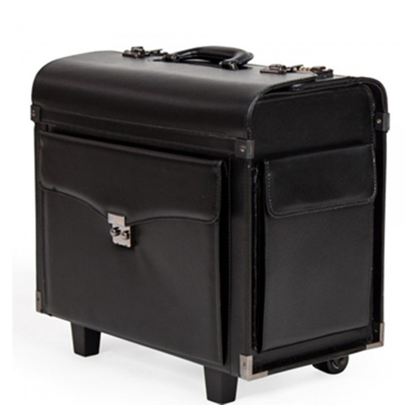 Letrend Business Rolling Luggage Casters Cabin Trolley Multifunction Women Travel Duffle High-capacity Carry On Suitcase Wheels