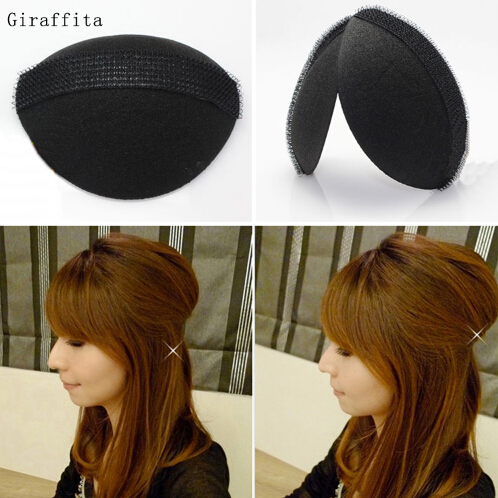 купить Giraffita 2 Pcs/Set Princess Head Secret Updo Tuck Fashion Hair Styling DIY Hair Fluffy Sponge Accessories Drop Shopping недорого
