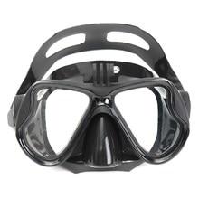 2017 новое поступление Камера крепление Дайвинг маска океанических подводное плавание Одежда заплыва очки Очки F/Для GoPro