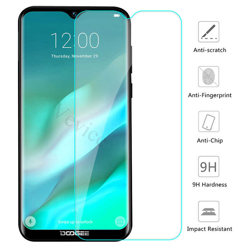 9H Protective Tempered Glass For Doogee Y8 Premium Screen Protector For DOOGEE Y8 y8 Y 8 Clear Front Film Shockproof Glass