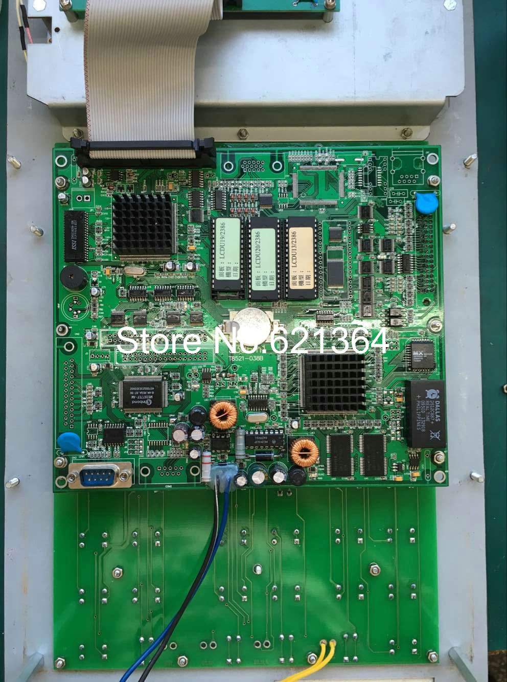 Techmation MMI3386 Motherboard for industrial use new and original 100% tested ok ...