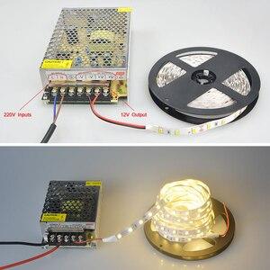Image 5 - Nguồn Điện 12V Cho Dải Đèn LED AC 220V Ra 12V Đai Biến Áp 10A 30A 25A 3A 2A 1.25A Đèn Lái Sạc Chức Adapter