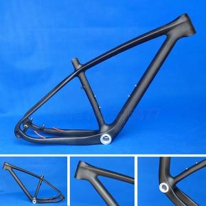 "29ER Frame Toray Carbon Fiber Disc Brake Frame Mountain Bike Bicycle Cycling 29"" Wheel Frame MTB 15.5"" , 17.5"" , 19""(China)"