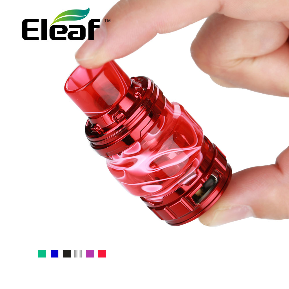 New Eleaf ELLO Duro Pmma Tank 2ml/6.5ml Capacity Ello Subohm Atomizer w/ HW-M and HW-N Coils Fit for Eleaf Lexicon MOD / Ijust 3