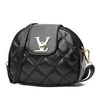 Louis Dermis Fashion Woman Geometry Small V Style Luxury Handbags Crossbody For Women Famous Brands Messenger