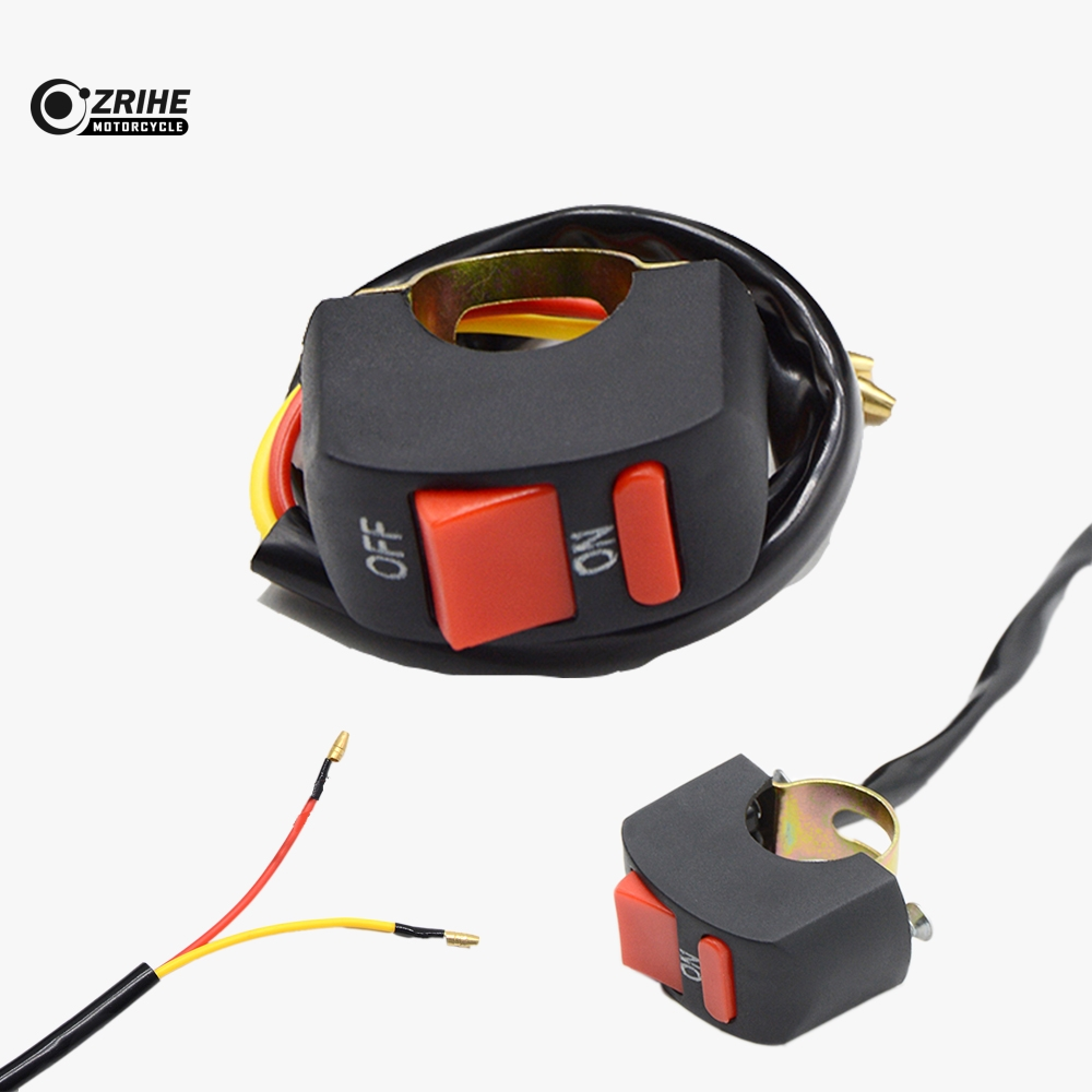 Motorcycle Handlebar Switch On Off Button 12v Headlamp Switch For Ktm 1050 1090 1190 1290 Adventure