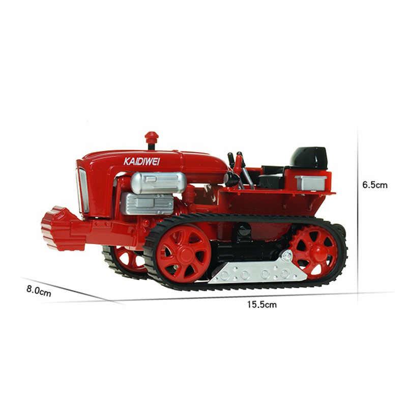 Pompa Kdw 1:18 Paduan Model Mobil Kendaraan Konstruksi Traktor Pertanian Koleksi Dekorasi Mainan Anak Memberikan Anak Anda Yang Terbaik Hadiah