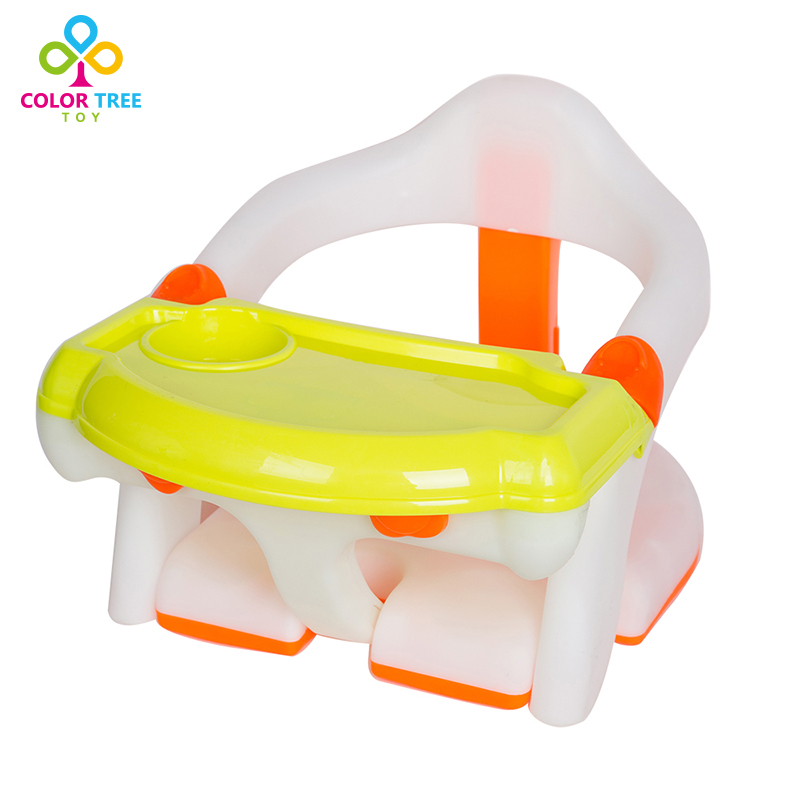 3 IN 1 Infant Baby Bath Seat Baby Dinning Table Healthy Care Booster ...