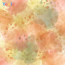 Yeele Wallpaper Watercolor Graffiti Decor Customized Photography Backdrop Personalized Photographic Backgrounds For Photo Studio