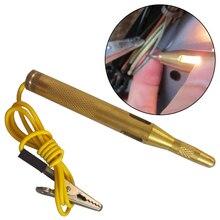 6-12V Universal Multi-function Automotive Circuit Tester Multimeter Lamp Car Rep
