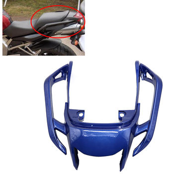 For Yamaha FZ6 FZ6N FZ-6N FZ 6N 2017 Motorcycle Hand Rail Rear Seat Passenger Safety Armrest Handle Grab Bar luggage Holder
