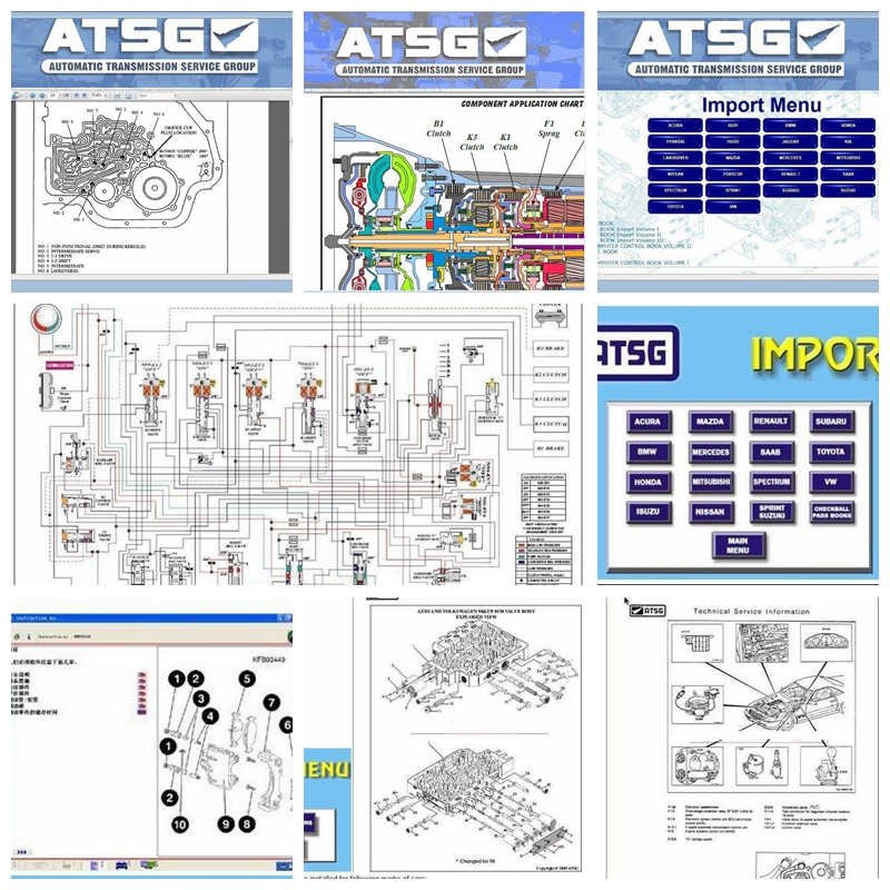 Auto Repair Manuals Free >> Us 38 5 2019 Atsg Transmission Repair Manuals Diagnostic Software Atsg In Hdd Cd Hot Selling Auto Repair Software Atsg Free Shipping In Software