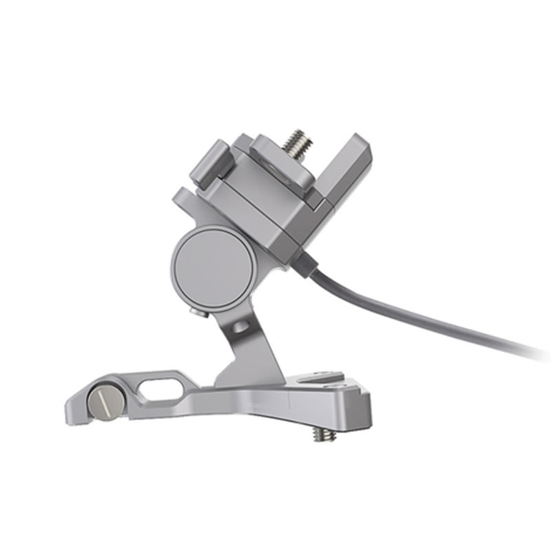 DJI CrystalSky Remote Controller Mounting Bracket be used to mount the CrystalSky monitor onto the DJI