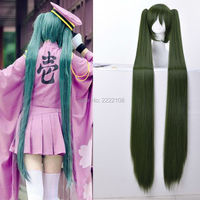 Cheap Anime Senbonzakura Hatsune Miku Cosplay Wig 2016 Military Army Uniform Free Shipping Top Skirt Cap