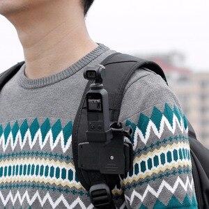 Image 4 - ULANZI OP 3 DJI Osmo Pocket Extension Vaste Stand Houder met GoPro Adapter voor Statieven, voor DJI Osmo Pocket Gimbal Accessoires