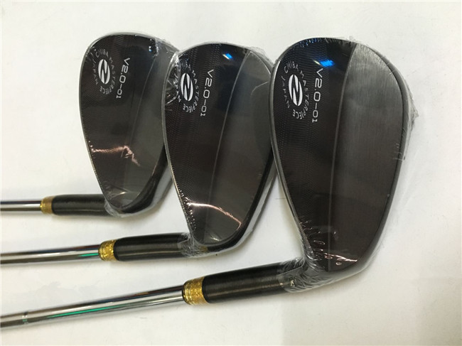 Zodia Spider V2 0 01 Wedge Zodia Spider Golf Forged Wedge Black Golf Clubs 48 5052