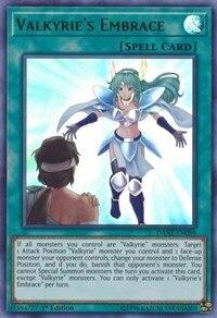 Yu Gi Oh  Original UR Valkyrie's Hug