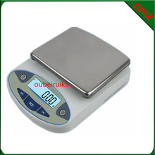 0.01g Accuracy LCD Dispaly High Precision Electronic Weight Balance Weighing Scale